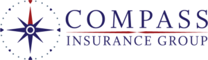 Compass Insurance Group Murfreesboro Logo horizontal layout